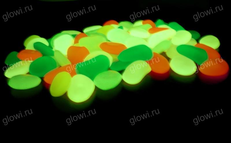 Светящиеся камни в домашних условиях